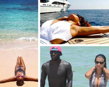 32 stars nous montrent leur destination de rêve pour les vacances